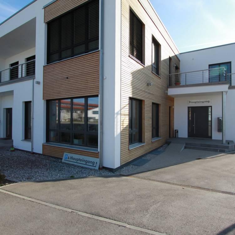 Errichtung eines Bürogebäudes mit Tiefgarage